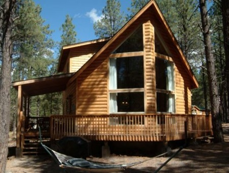 pet friendly vacation rental home in Flagstaff, Arizona